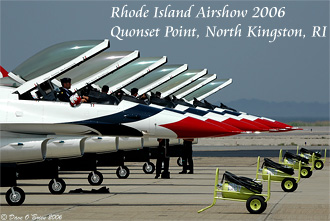 Rhode Island Airshow, North Kingstown RI