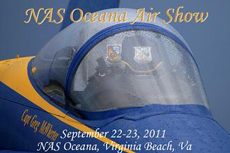 NAS Oceana Air Show 2011