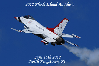 Rhode Island Air Show - Media Day