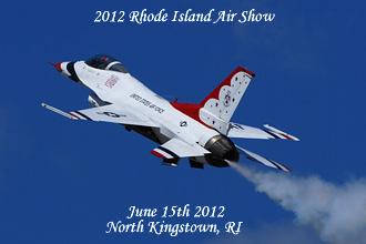 Rhode Island Air Show - Media Day