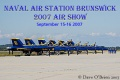 Naval Air Station Brunswick 2007 Air Show