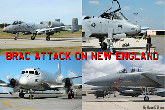 BRAC Attack on New England