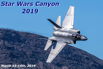 Star Wars Canyon Visit 2019