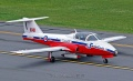 Snowbirds taxi for Saturday show